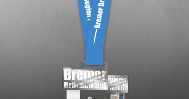 Hier ist Eure Medaille